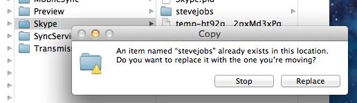 how to delete skype conversations on mac
